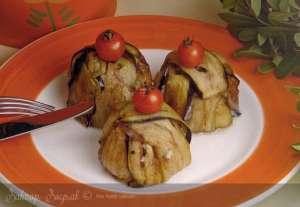 Patlıcanlı Pilav Kapama Tarifi