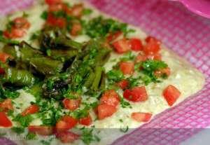 Patlıcanlı Selanik Salatası Tarifi