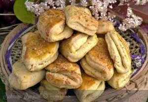 Peynirli Allı Poğaça Tarifi