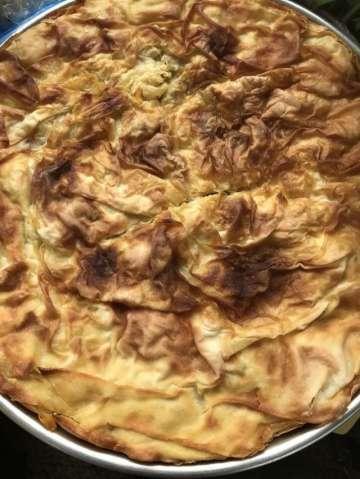 Peynirli Çanakkale Böreği Tarifi