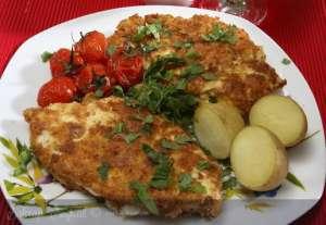 Peynirli Tavuk Bonfile Tarifi