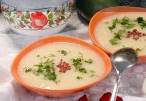 Pırasalı Patates Çorbası Tarifi