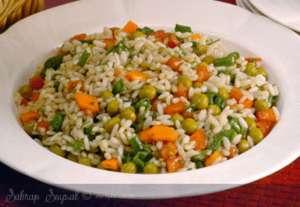 Pirinçli Terme Salatası Tarifi