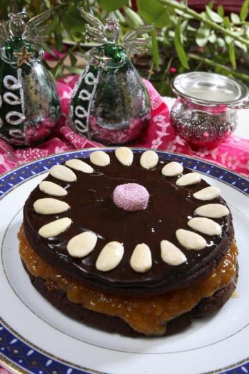 Rüya'nın Kayısılı Pastası Tarifi