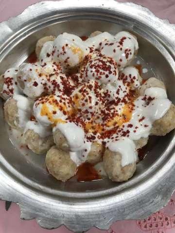 Şaduman'ın Tavuk Köfte Kebabı Tarifi