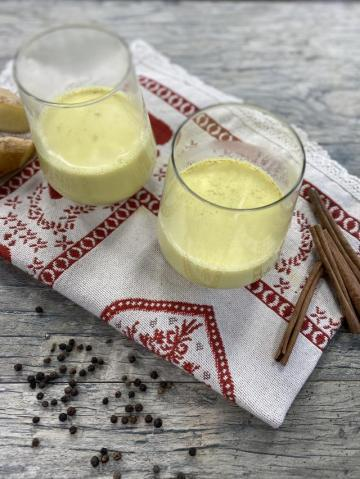 Sahrap Usulü Golden Milk-Altın Süt Tarifi