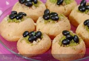 Sahrap'ın Lor Tatlısı Tarifi