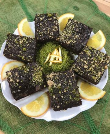 Sahrap'ın Portakallı Labneli Kek Tarifi
