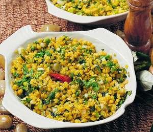 Sarı Mercimek Salatası Tarifi
