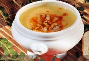Sebzeli Iç Bakla Çorbası Tarifi