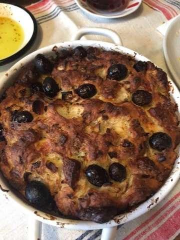Soğanlı Sinop Çöreği Tarifi
