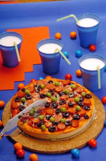 Sünger Pizza Tarifi