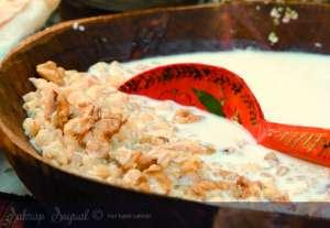 Sütlü Yarma Çorbası Tarifi