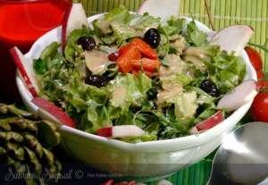 Taratorlu Kıvırcık Salata Tarifi