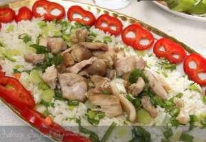 Tay Usulü Tavuk Yemeği Tarifi