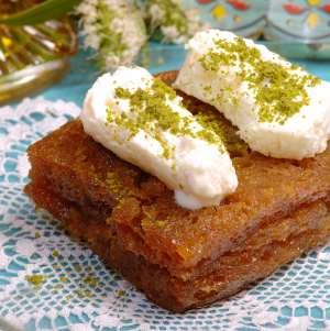 Üzüm Pekmezli Ekmek Kadayıfı Tatlısı Tarifi
