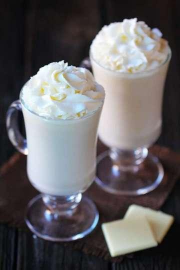 Vanilyalı Sıcak Süt Tarifi
