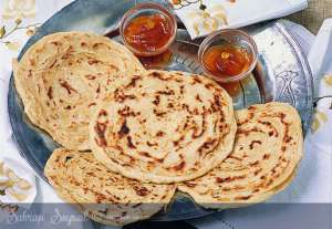Velibah - Çerkez Ekmeği Tarifi