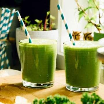 Yeşil Smoothie Tarifi