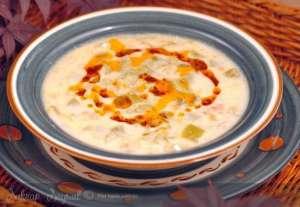 Yoğurtlu Demre Çorbası Tarifi