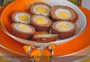 Yumurtalı Iskoç Köftesi Tarifi