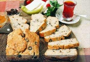 Zeytinli Haşhaşlı Ekmek Tarifi